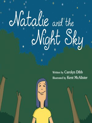 cover image of Natalie and the Night Sky
