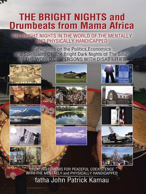 cover image of The Bright Nights and Drumbeats from Mama Africa