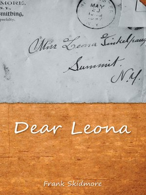 cover image of Dear Leona