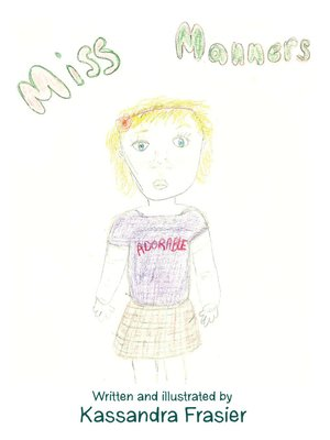 cover image of Miss Manners