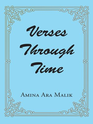 cover image of Verses Through Time