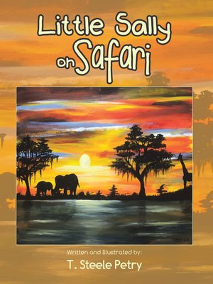 cover image of Little Sally on Safari