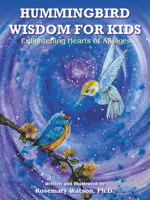 cover image of Hummingbird Wisdom for Kids