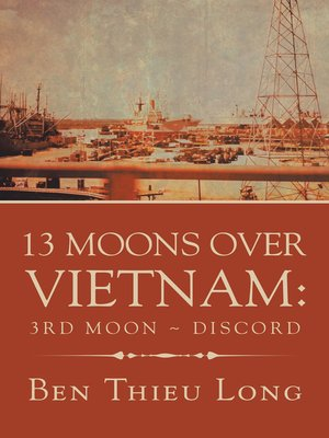 cover image of 13 Moons over Vietnam