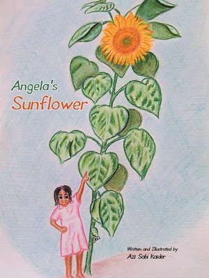cover image of Angela'S Sunflower
