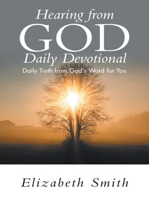 cover image of Hearing from God Daily Devotional