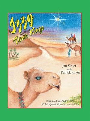 cover image of Izzy and the Three Kings
