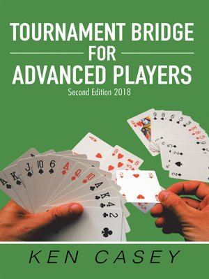 cover image of Tournament Bridge for Advanced Players
