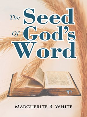 cover image of The Seed of God's Word