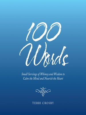 cover image of 100 Words