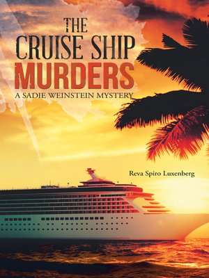 cover image of The Cruise Ship Murders