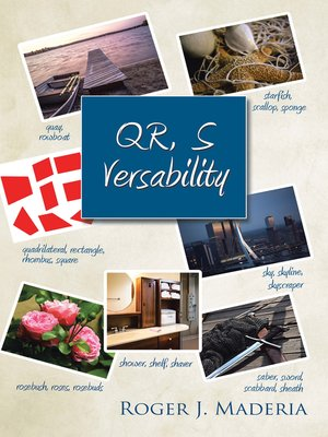cover image of Qr, S  Versability