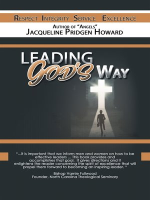 cover image of Leading God's Way