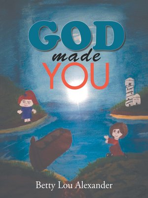 cover image of God Made You