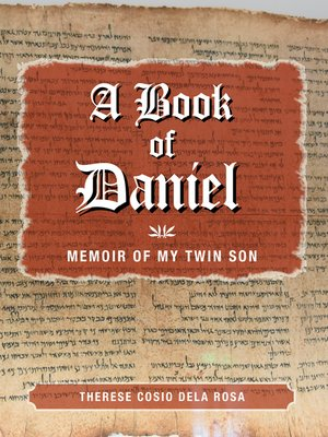 cover image of A Book of Daniel