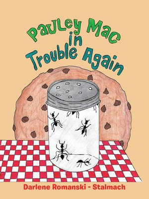 cover image of Pauley Mac in Trouble Again