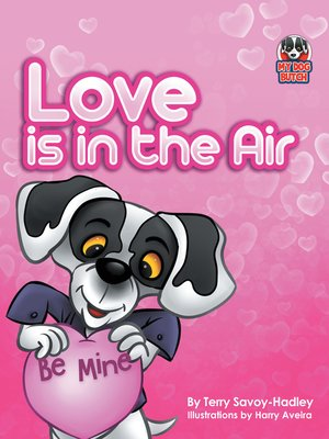 cover image of Love Is in the Air