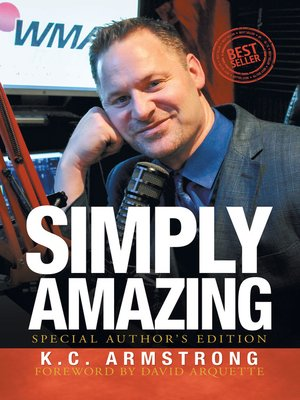 cover image of Simply Amazing