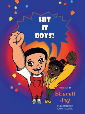 cover image of Hit It Boys