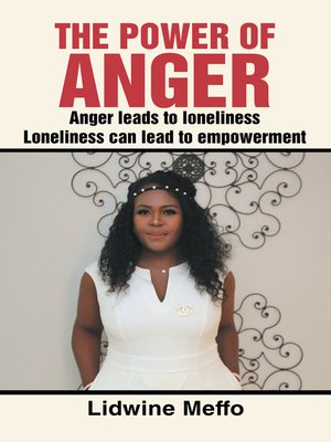 cover image of The Power of Anger