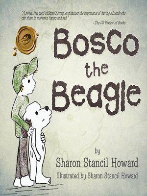 cover image of Bosco the Beagle