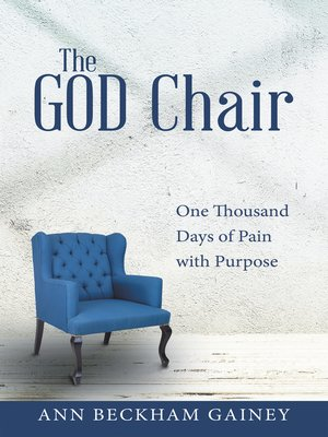 cover image of The God Chair