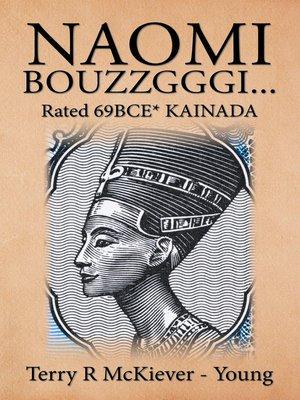 cover image of Naomi Bouzzgggi . . .