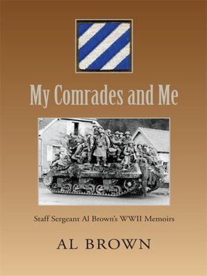 cover image of My Comrades and Me