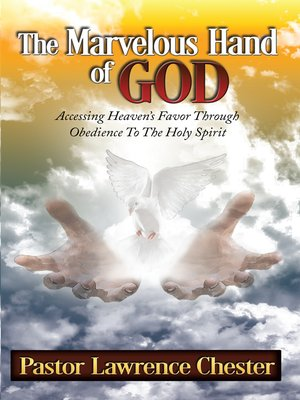 cover image of The Marvelous Hand of God