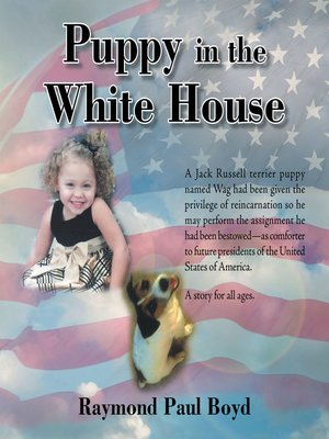 cover image of Puppy in the White House