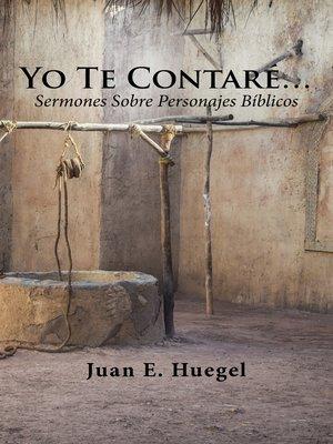 cover image of Yo Te Contaré...