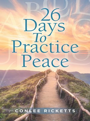 cover image of 26 Days to Practice Peace