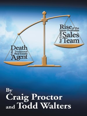 cover image of Death of the Traditional Real Estate Agent