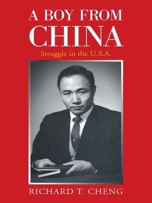 cover image of A Boy from China