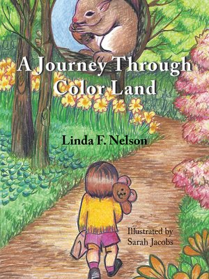 cover image of A Journey Through Color Land