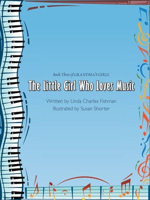 cover image of The Little Girl Who Loves Music