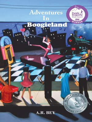 cover image of Adventures in Boogieland