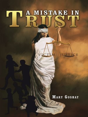 cover image of A Mistake in Trust