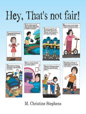 cover image of Hey, That's Not Fair!