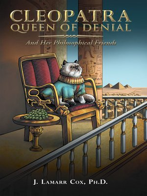 cover image of Cleopatra, Queen of Denial
