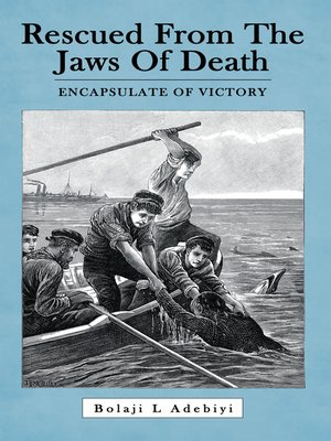 cover image of Rescued from the Jaws of Death