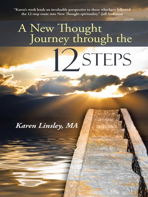 cover image of A New Thought Journey Through the 12 Steps