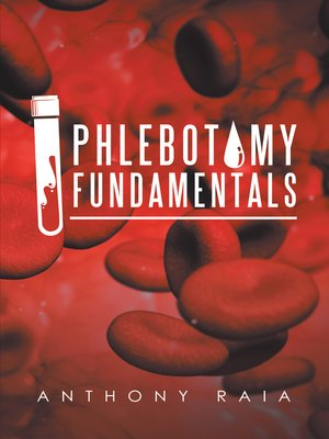 cover image of Phlebotomy Fundamentals