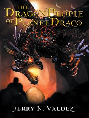 cover image of The Dragon People of Planet Draco