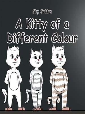 cover image of A Kitty of a Different Colour