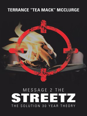 cover image of Message 2 the Streetz