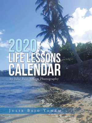 cover image of 2020 Life Lessons Calendar
