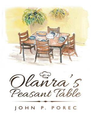 cover image of Olanra's Peasant Table