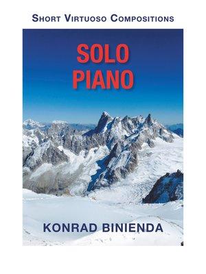 cover image of Solo Piano