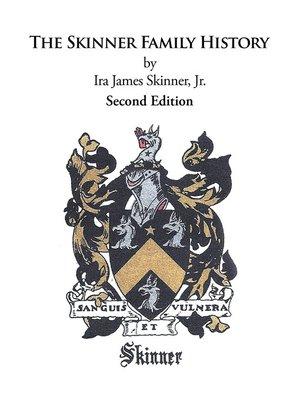 cover image of The Skinner Family History
